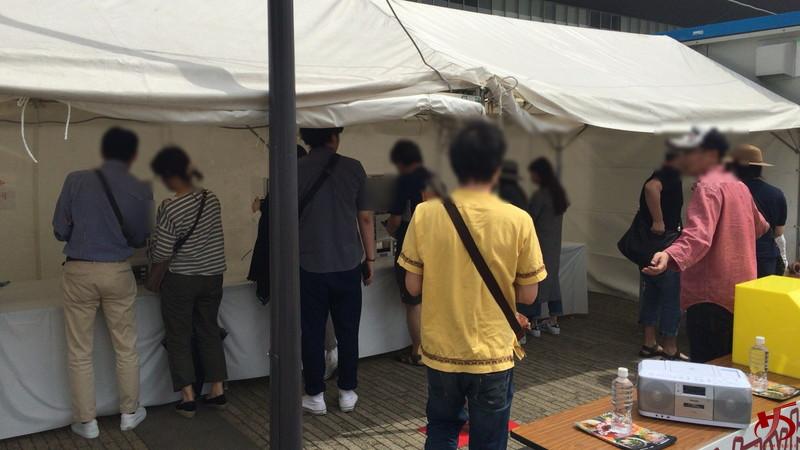 おおいた駅前らーめん博2016 (2)