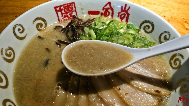 一風堂 大名本店 (7)