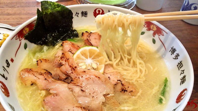 博多担々麺とり田 (6)