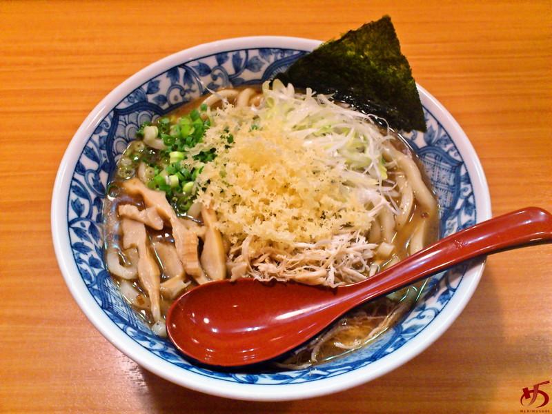 麺処 糀や 饂麵  2011年9月
