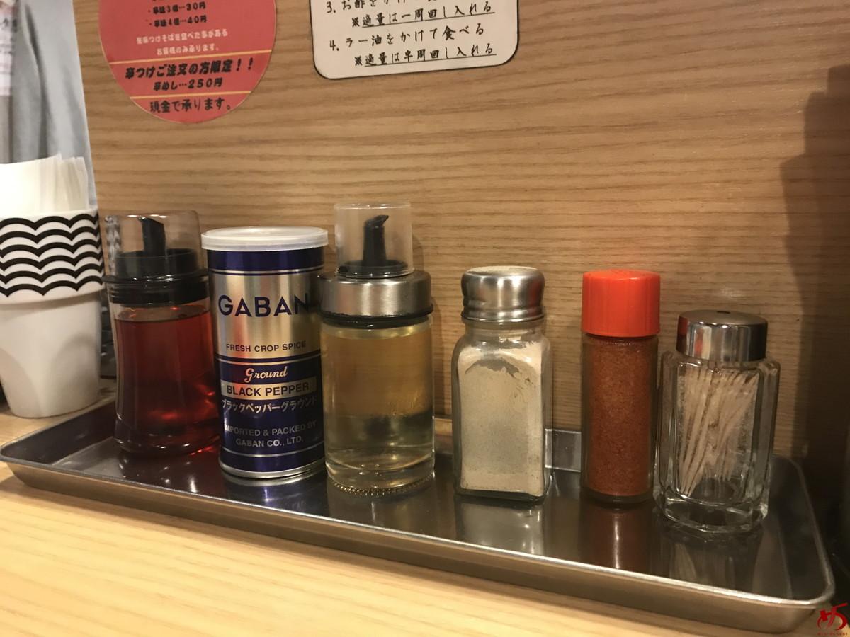 【煮干そば 流。@東京都北区】 全てのニボ好きに捧ぐ! 懐深 ...